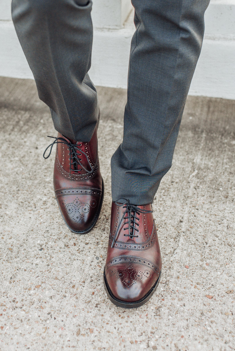 Day and Night with Cole Haan Shoes